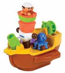 Іграшка для ванної Піратський корабель Tomy Aqua Fun E71602