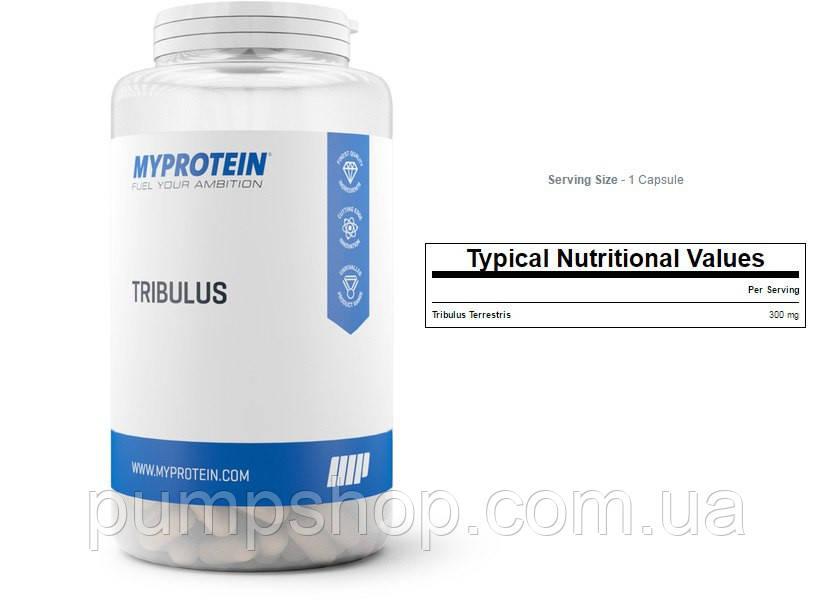 Для підвищення тестостерону MyProtein Tribulus 100 капс.