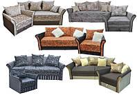 """Комплект элегантной мягкой мебели, выкатымй механизмом с двумя креслами """"Стелла2"""""""