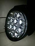 Світлодіодні фари 42W 27-42 ближнє світло, фото 3