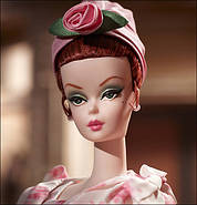 Коллекционная кукла Барби в наряде для ланча / Luncheon Ensemble Barbie Silkstone, фото 4