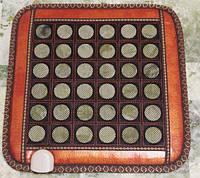 ГРЕЮЩИЙ КОВРИК С НЕФРИТОВОЙЫМИ Камнями (500х500)