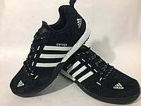 Мужские кроссовки adidas doroga черные
