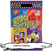 Конфеты Bean Boozled Бин Бузлд бобы Jelly Belly в пакетике.