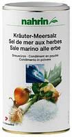 Приправа Морская соль с травами от Nahrin (Нарин) 400 гр