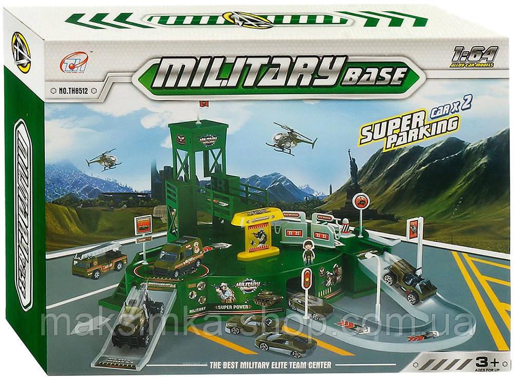 Grand Toys Паркінг TH 8512