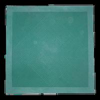 Коврик диэлектрический 75х75 (испытанный  на 20 кВ)