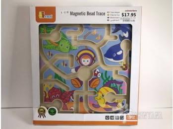 """Игрушка Viga Toys Лабиринт """"Подводный мир"""" (50123), фото 2"""
