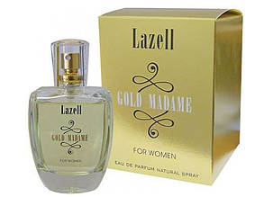 Lazell Gold Madame-аналог аромату Paco Rabanne Lady Million