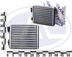 Радиатор отопителя ВАЗ 2101,2102,2103,2106 узкий