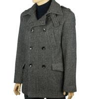 Демисезонные и зимние мужские пальто на пуговицах от Интернет магазина