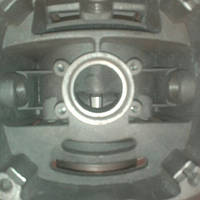 Корпус редуктора для болгарки (голова) DWT 180TT/DS/230TT/DS 057