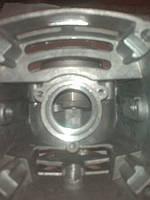 Корпус редуктора (голова) на болгарку DWT 180 055