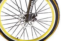 Велосипед TARO СМ111 (велосипеди ТРІНО оптом), фото 3