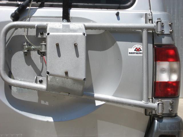 Калитка запасного колеса УАЗ Патриот