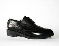 Женские туфли броги Tous La Vie натуральная кожа 38