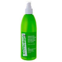 Сыворотка, препятствующая выпадению и активир. рост волос Concept Green line, 300 мл