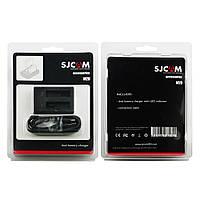 Зарядное устройство для SJcam M20 (dual) - для двух аккумуляторов