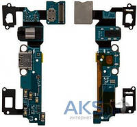 Шлейф для Samsung A700F Galaxy A7 / A700H Galaxy A7 с разъемом зарядки, гарнитуры и микрофоном Original