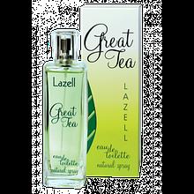 Туалетнуа вода Great Tea від польської компанії Lazell