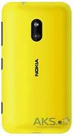 Задняя часть корпуса (крышка аккумулятора) Nokia 620 Lumia Yellow