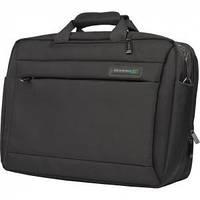 Сумка-рюкзак для  ноутбука Grand-X SB-225 15.6'' Black Nylon