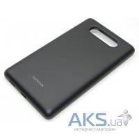 Задняя часть корпуса (крышка аккумулятора) Nokia 820 Lumia Black