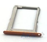 Держатель SIM-карты Lenovo K900 Orange
