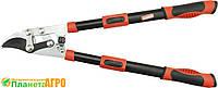 Сучкорез с телескопическими ручками 690-930 мм, Ø32 мм, YATO YT-8841