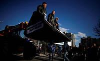 Болгарські фермери вийшли на протест