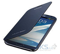 Чехол Samsung Flip Case Galaxy Note 2 N7100 Blue