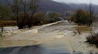 Стали известны последствия обильного таяния снега на Закарпатье