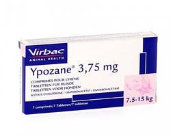 Ипозан (Ypozane 3,75 ) для собак весом 7,5 - 15 кг (7 табл)