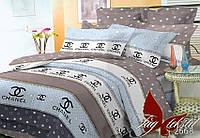 Семейный комплект постельного белья 3D HT2668