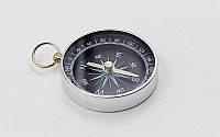 Компас магнитный диаметр 44 мм, фото 1