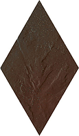 Декор Paradyz Semir Romb 14,6x25,2 brown