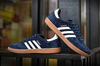 """Кроссовки Adidas Samba """"Navy Blue/Gum"""""""