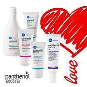 Греческая косметика Panthenol Extra на основе Пантенола