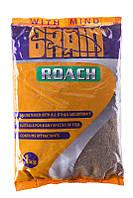 Прикормка Brain ROACH (плотва) 1 kg