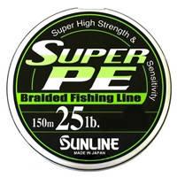 Шнур Sunline Super PE 25 Lb (11,3 кг) 150 м