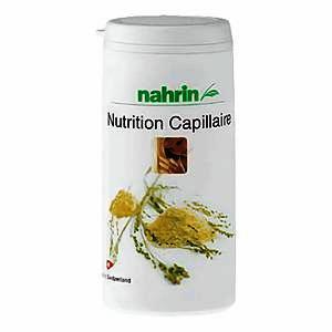 Нутрикап (Nutrition Capillaire), витамины для волос и ногтей, 18гр. от  НАРИН