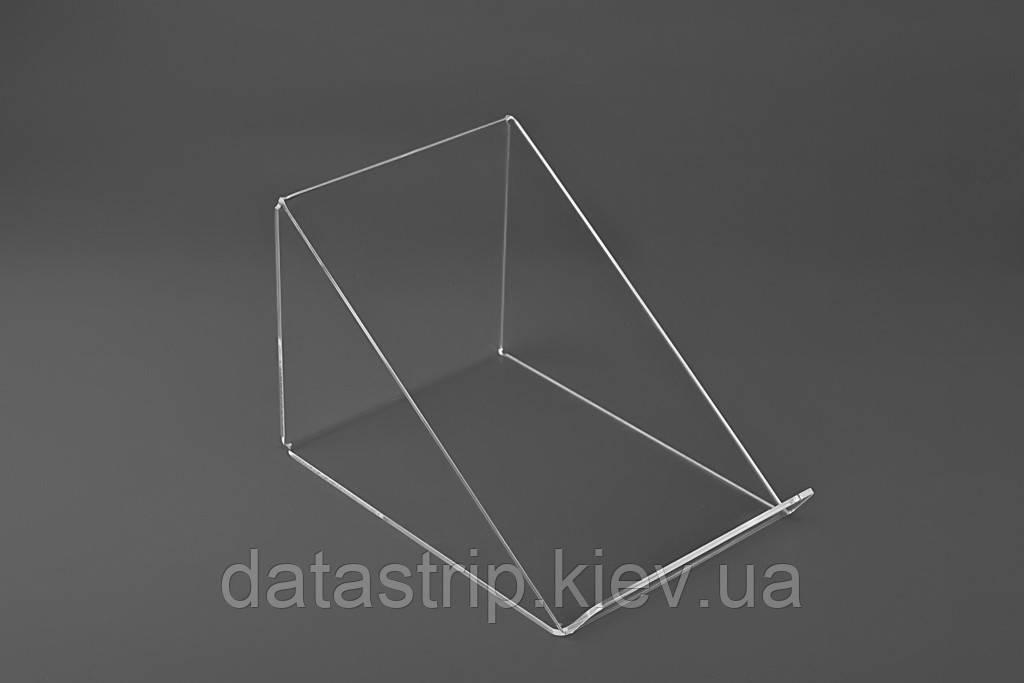 Акриловая подставка под планшет