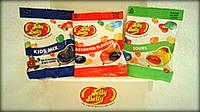 Jelly Belly три упаковки: Сладкие, Кислые, Кид микс - набор 3 шт.