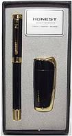 Подарунковий набір HONEST: запальничка + ручка