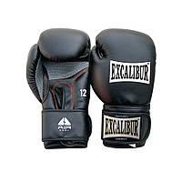 Перчатки боксерские Excalibur 534/02 Fresh (14 oz) черный