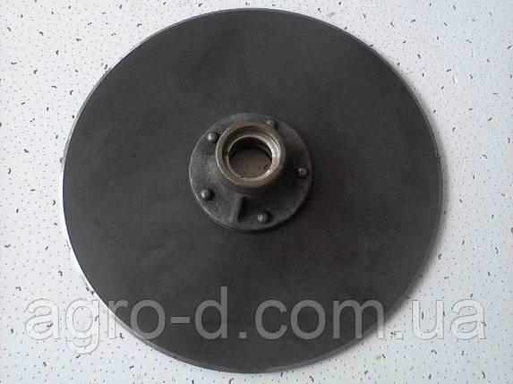 Диск сошника со ступицей СЗ-3,6 Н105.03.010-02, фото 2