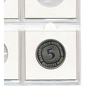Холдер для монет 67Х67 самоклеющийся 100 шт. SAFE  (Германия)