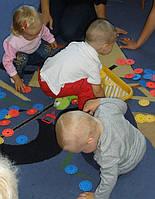 Занятия для малышей от 1,6  года