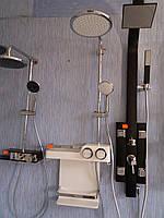 Душевая система Q-TAP 1115 белая
