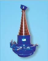 Гидроцилиндр 5-ти штоковый, подкузовной для трехсторонней разгрузки (KRM 193-5-2235-P105-K385)
